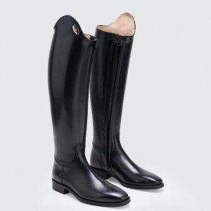 Dressur-Stiefel Secchiari schwarz