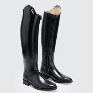 Dressur-Stiefel black Secchiari